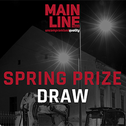 Mainline Track Spring Prize Draw Image