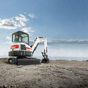 Bobcat E35 Excavator Image