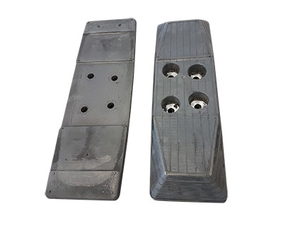 City Rubber Pads Image