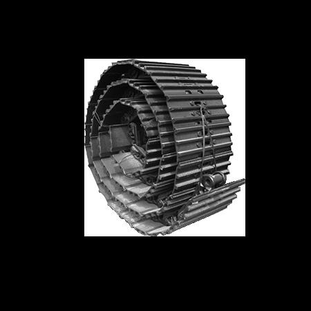 Steel Track Group JCB JS220LC (Serial #1202535)