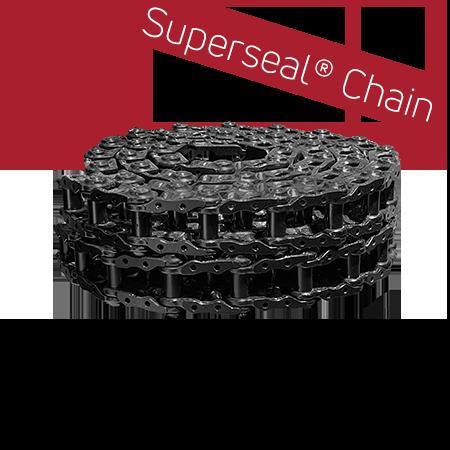 Superseal Chain CASE CX145C SR