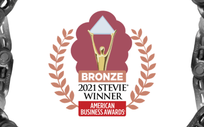 Mainline Track wins Bronze in The Stevie Awards for Product Innovation